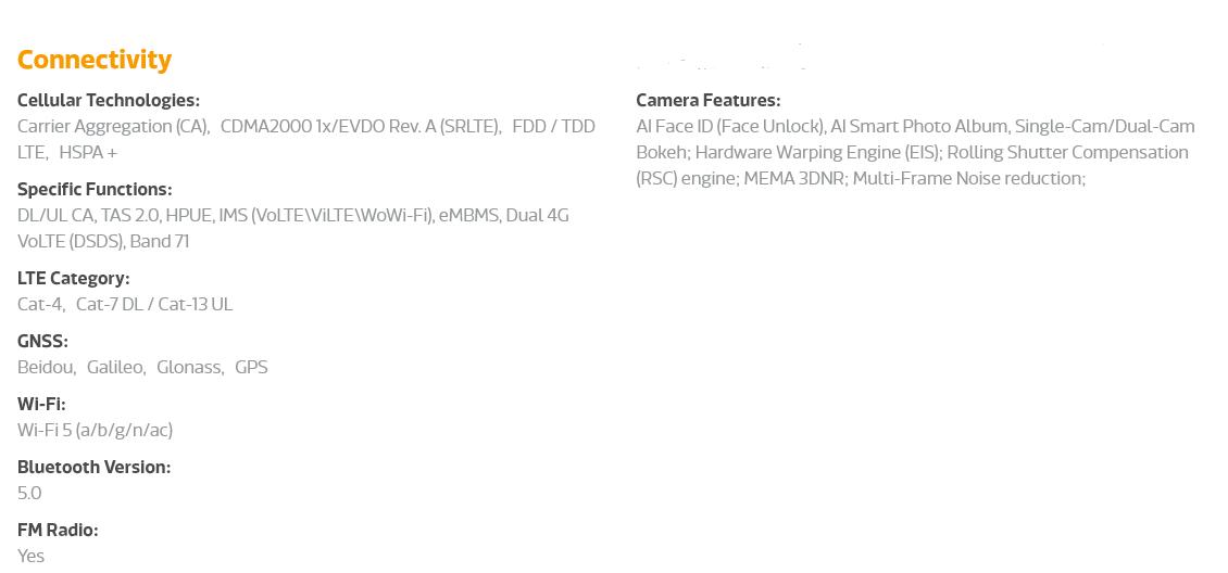 Helio P65 против Helio P70