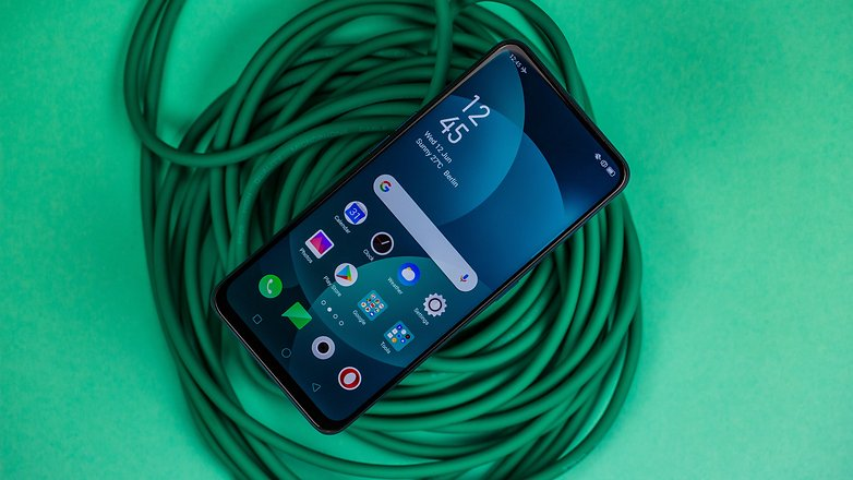 Android-дисплей OPPO F11 Pro