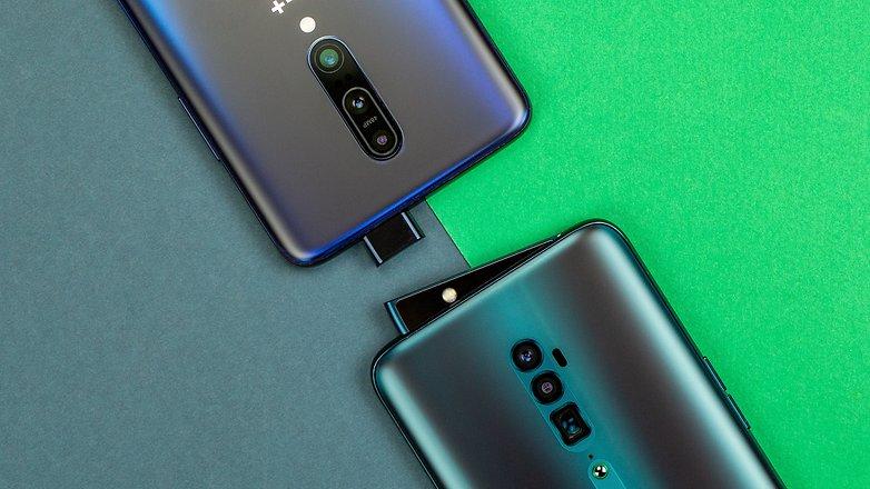 Oppo Reno10x против OnePlus 7 Pro 6