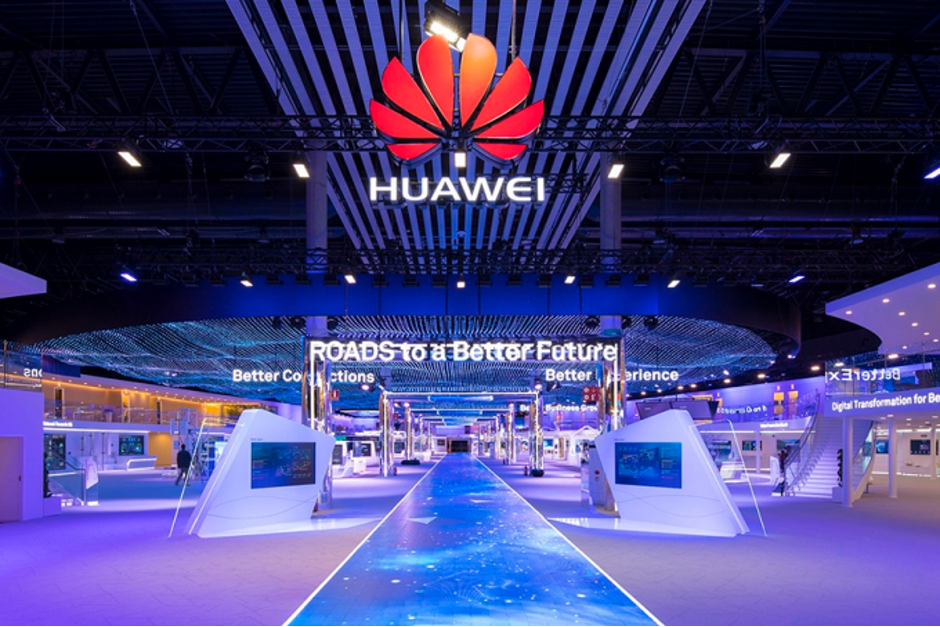 Huawei é uma das quatro principais marcas de smartphones na