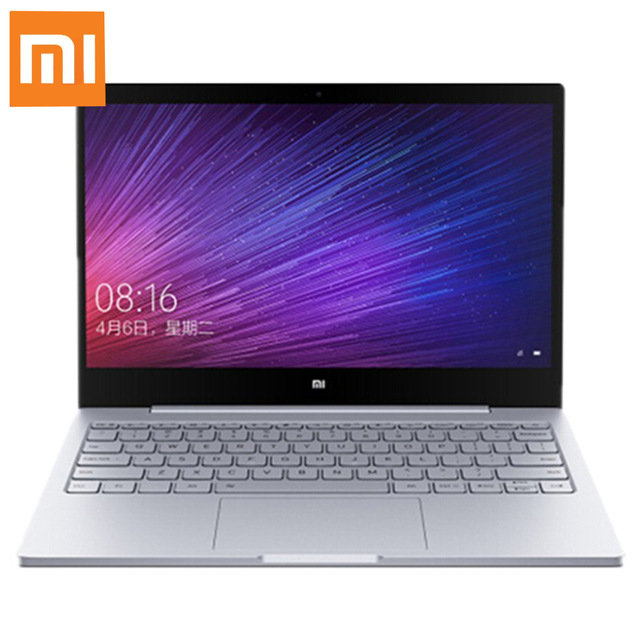 Xiaomi Mi Air: 12,5-дюймовый ноутбук