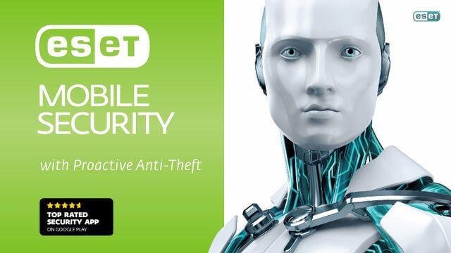 ईएसईटी NOD32 मोबाइल सुरक्षा