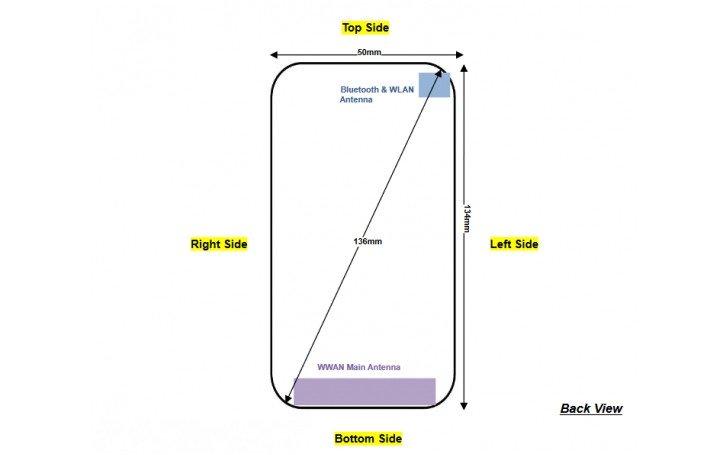 Nokia TA-1071 steht unter dem Verdacht, dass Nokia 1 von FCC ...