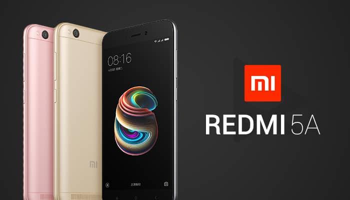 Распродажа Xiaomi Redmi 5A