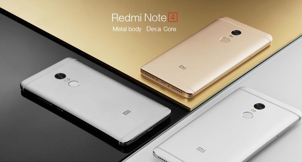 Распродажа Xiaomi Redmi Note 4