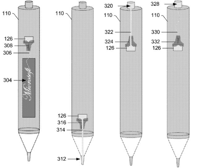 Ручка Microsoft Surface со встроенным светодиодом