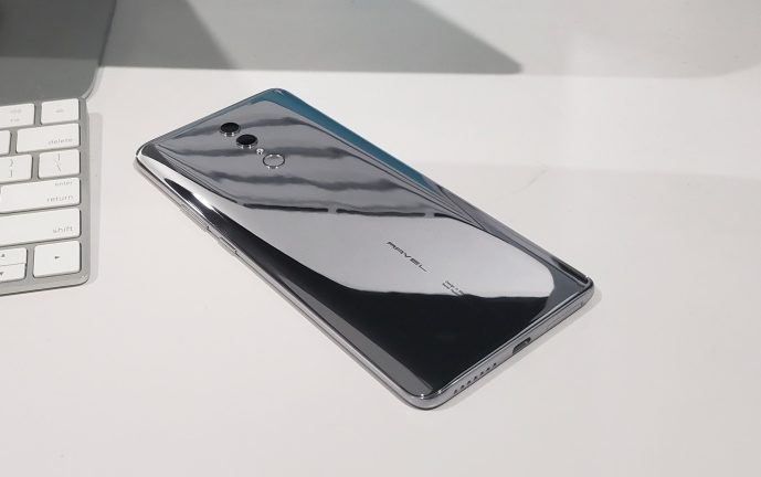 Huawei Honor Note 10 GPU Turbo