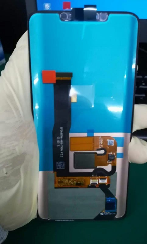 Huawei मेट 20 प्रदर्शन नोड