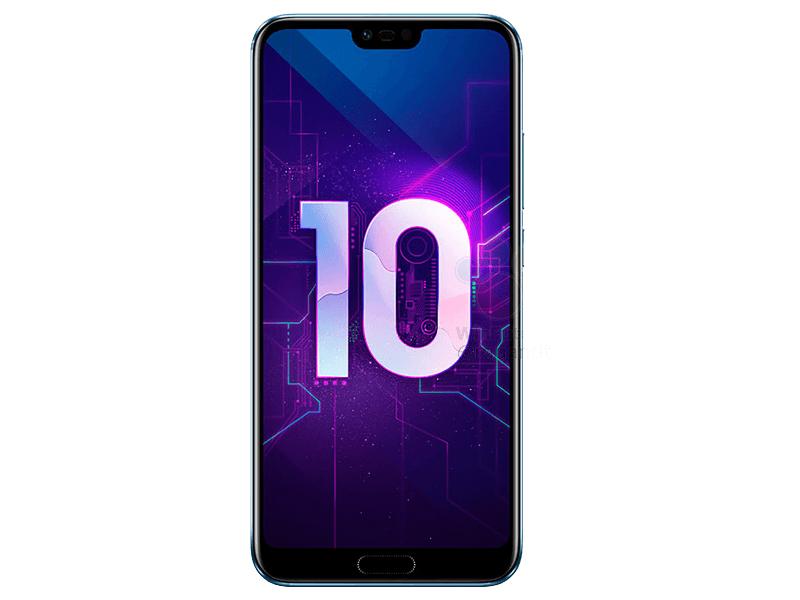 Nota de honor Huawei 10