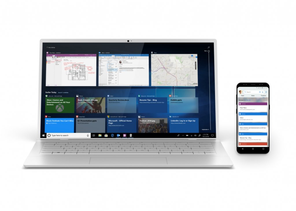 Microsoft offers Android mirroring in Windows 10 through the Phone app 1