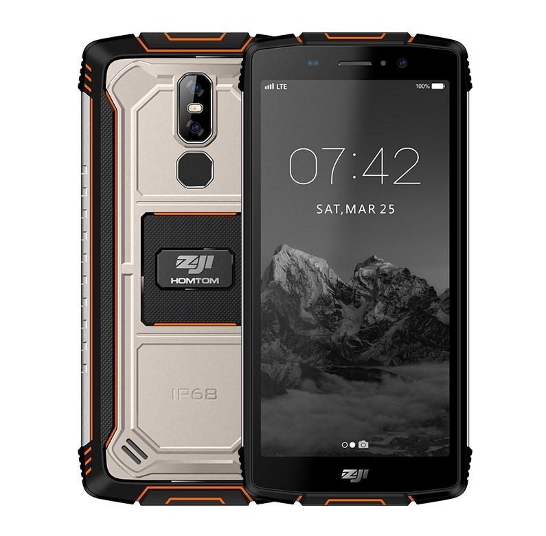 Мобильный телефон HOMTOM ZOJI Z11