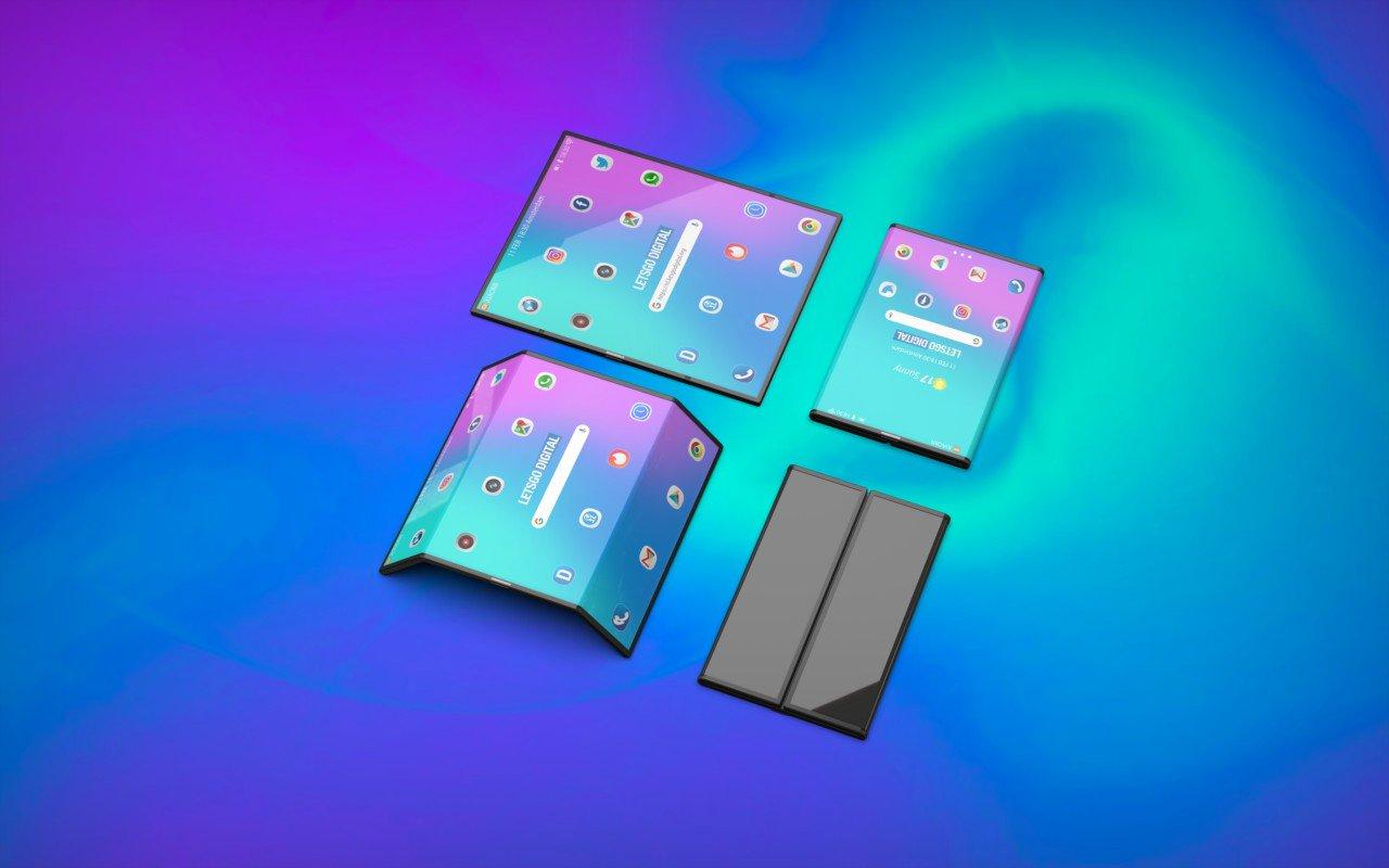 Xiaomi Складной смартфон