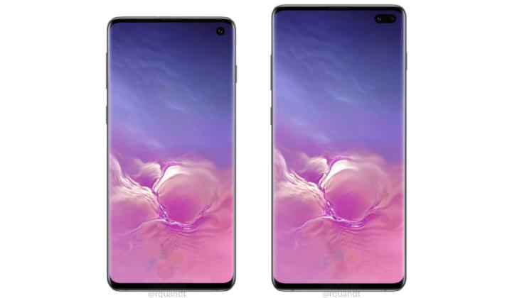 Samsung-Galaxy-S10-Galaxy-S10 +