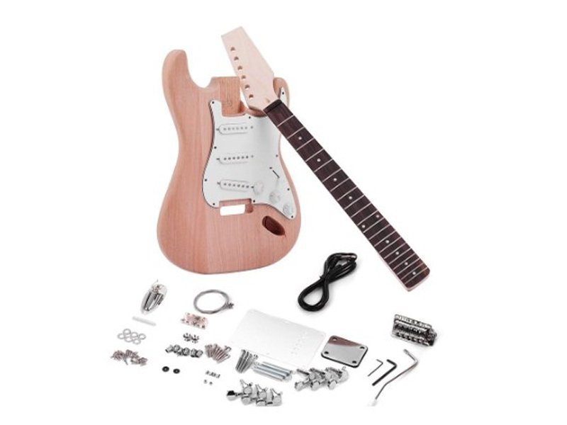 Muslady ST Style Electric Guitar - Assembly Kit (DIY)