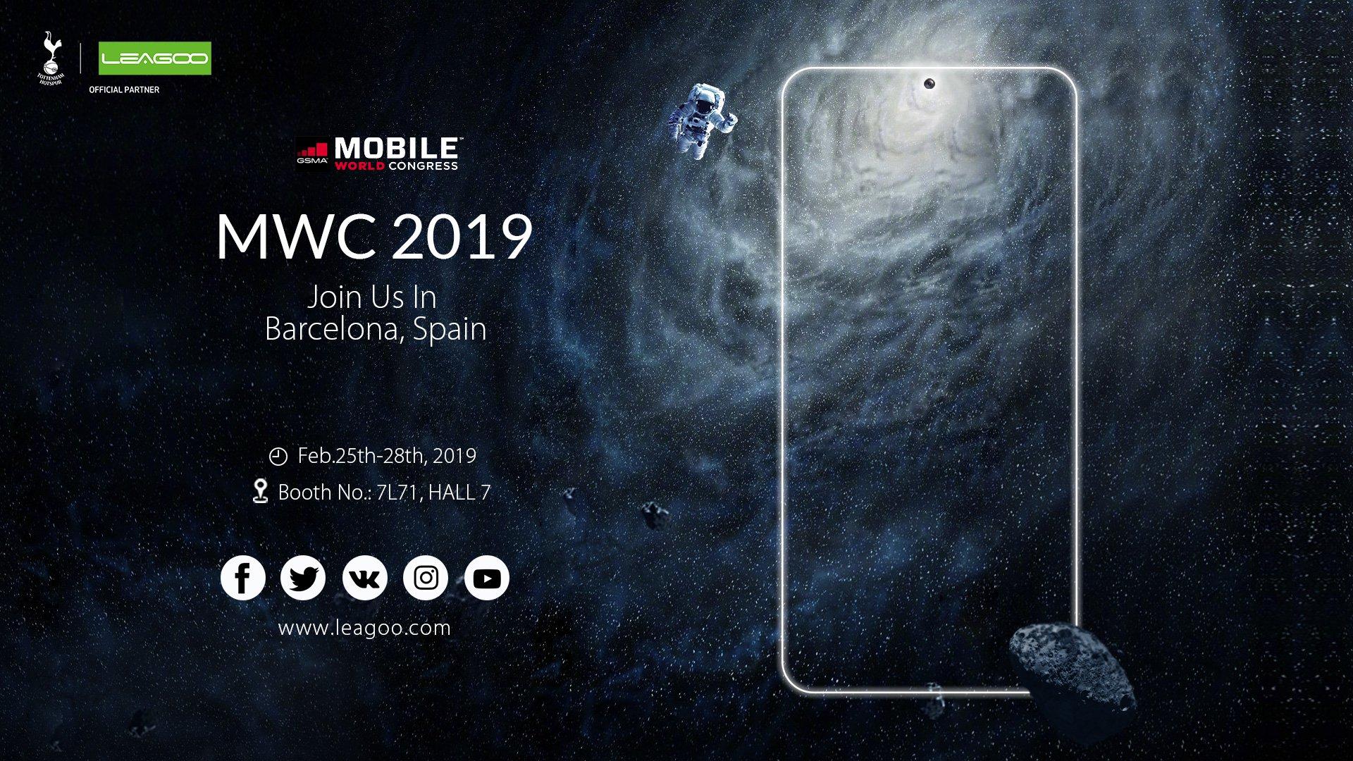 Leagoo MWC 2019