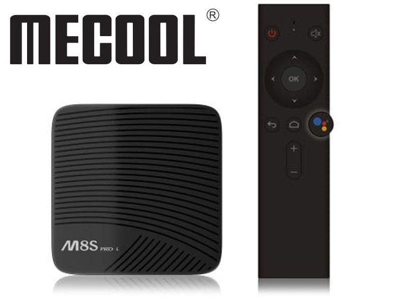 TV set-top box Mecool M8S PRO L 4K