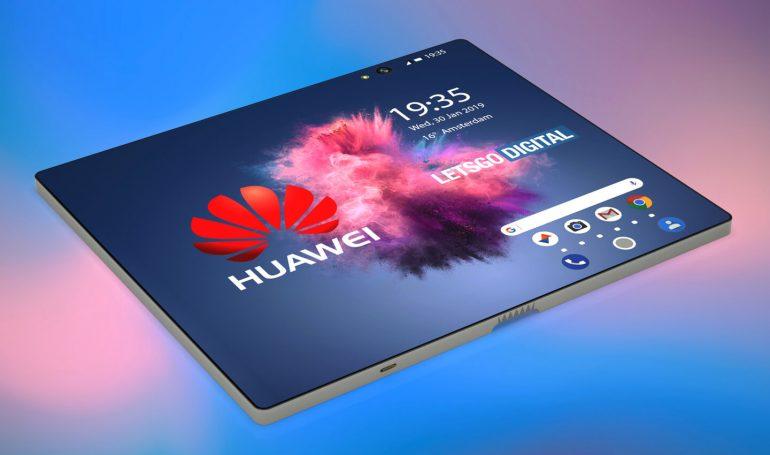 Развернутый Huawei 5G