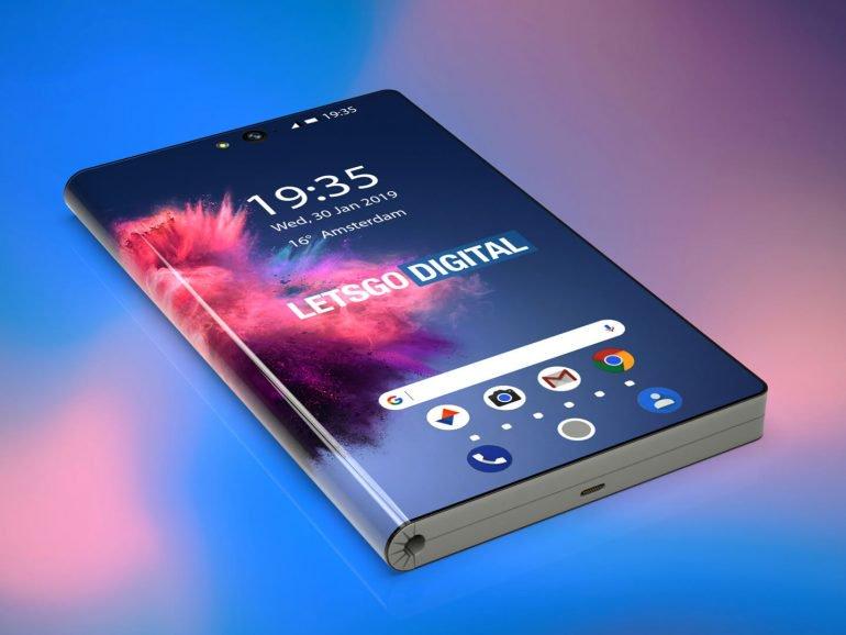 Сложенный Huawei 5G