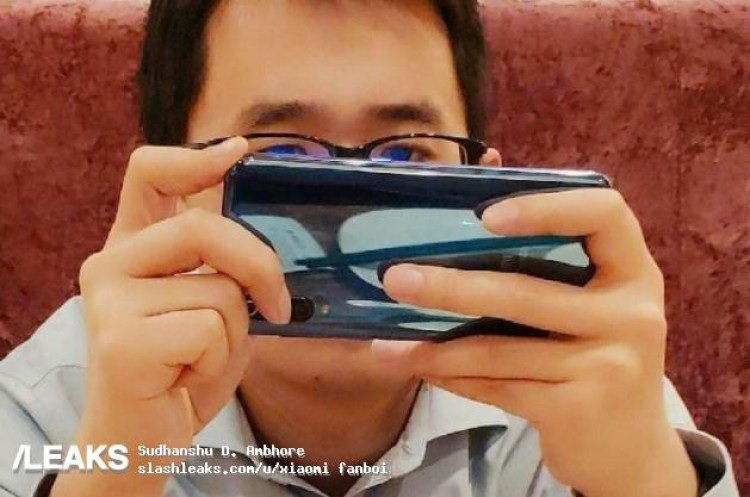 Xiaomi Mi 9 утечка изображения