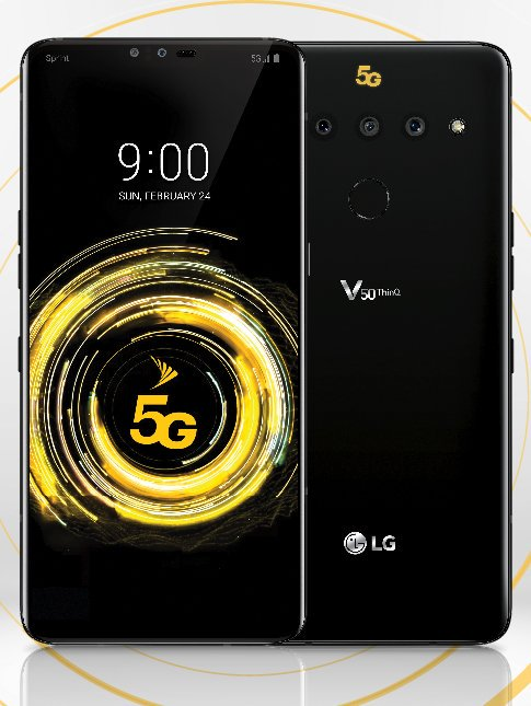 LG V50 Sprint