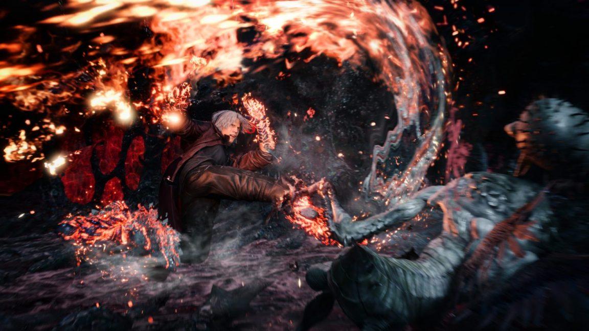 Обзор Devil May Cry 5