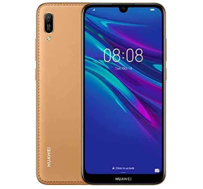 Huawei Enjoy 9e Leather Brown