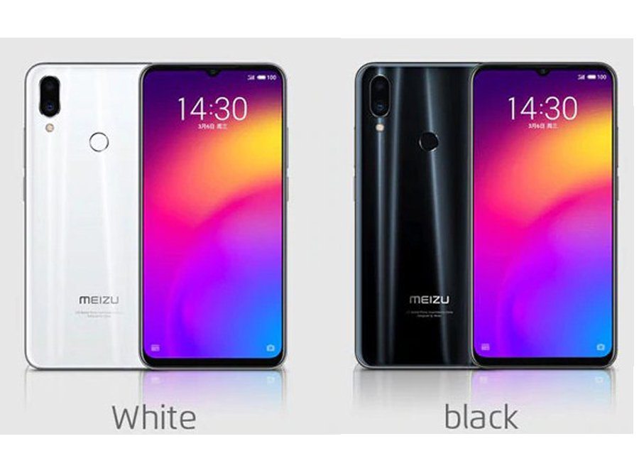 Meizu Notes 9