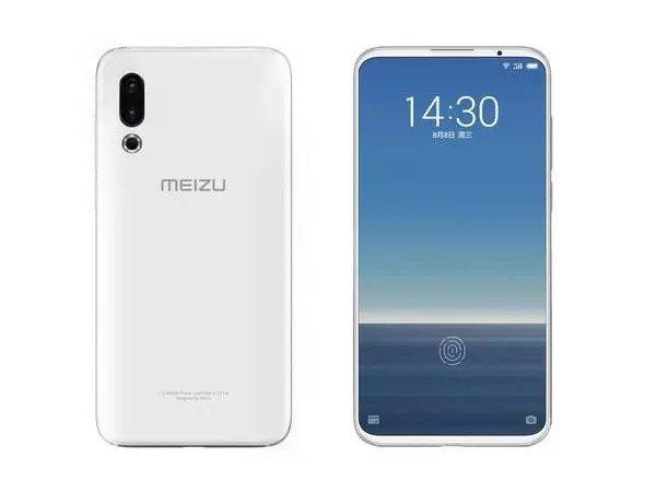 Meizu 16s White