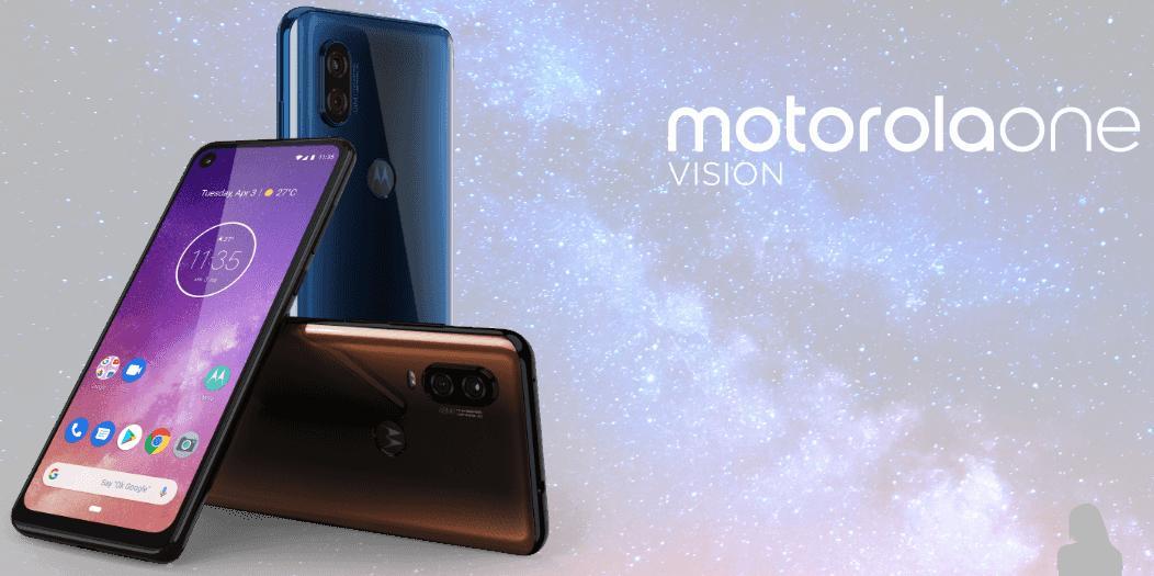 Motorola One Vision признакам