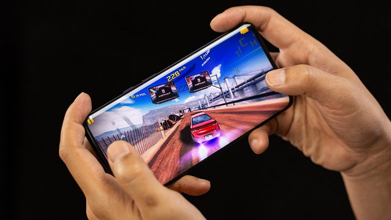 Google+ OnePlus 7 Pro游戏