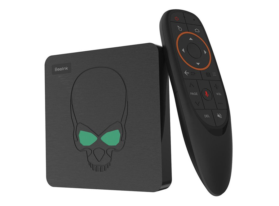 Beelink GT-King TV Box (4 GB RAM + 64 GB ROM)