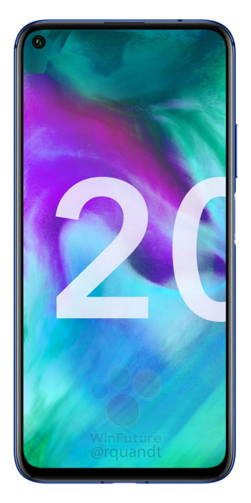 Honor 20 Blue