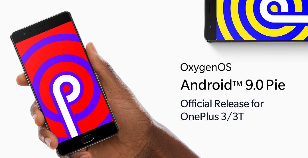 Tarte Android OnePlus 3 et OnePlus 3T - Mise à jour
