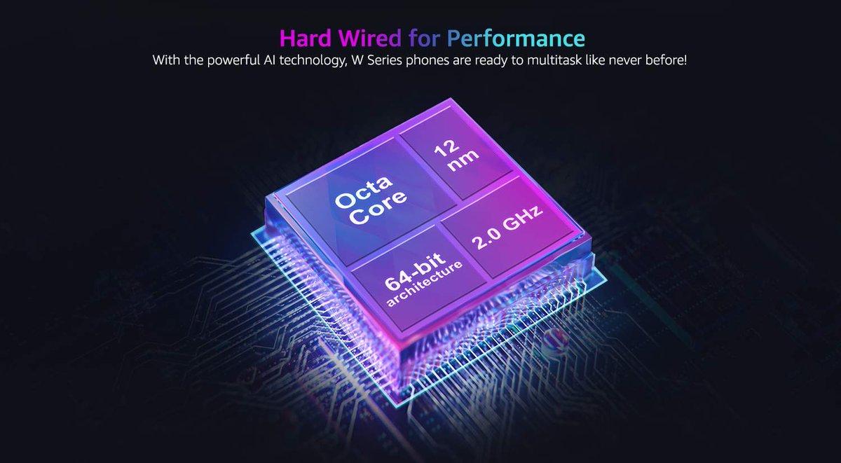 एलजी डब्ल्यू सीरीज प्रोसेसर