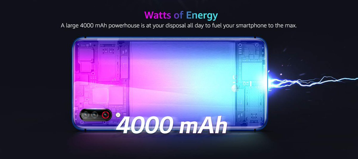 एलजी डब्ल्यू सीरीज बैटरी