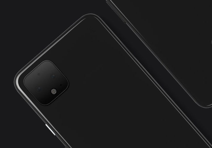 Google confirms leak of Pixel 4, releases official render 1