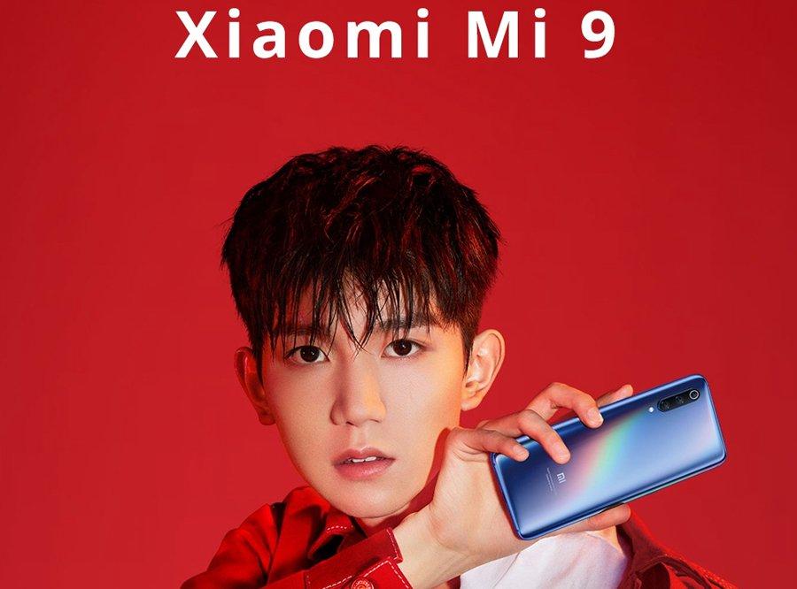 Xiaomi Mi 9 6+128GB Global Version - синий