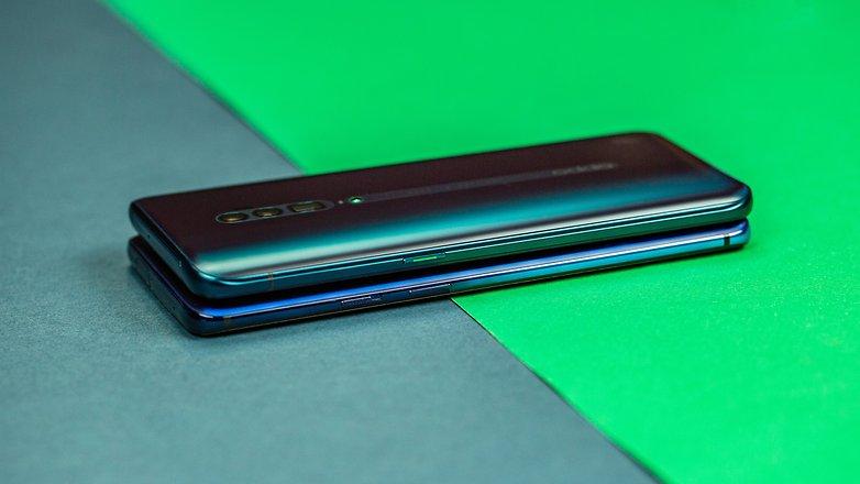 Oppo Reno10x vs OnePlus 7 Pro 2