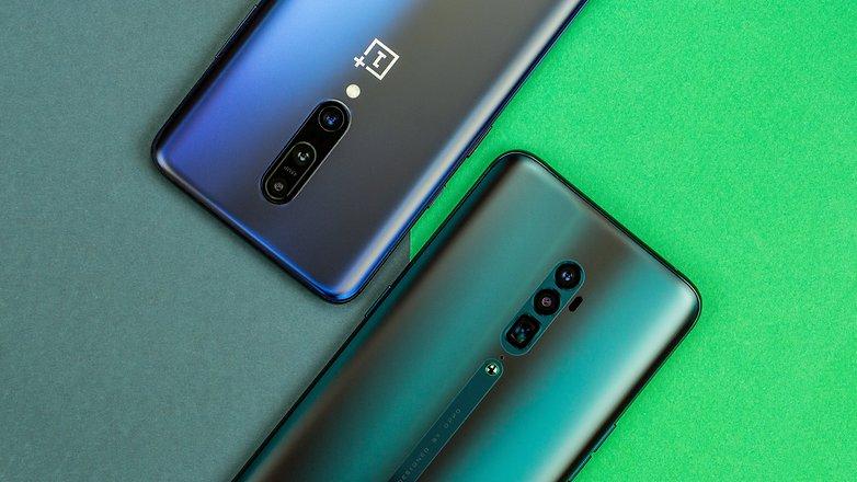Oppo Reno10x vs OnePlus 7 Pro 7