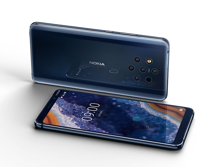 Nokia 9.1 PureView sẽ xuất hiện trong quý IV: các máy ảnh tốt nhất, Snapdragon 855 và 5G 3