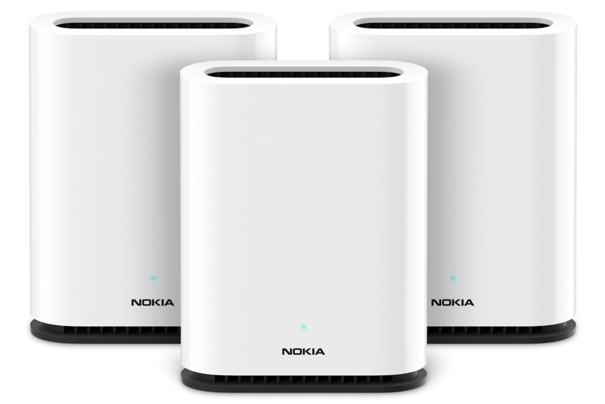 Nokia introduces the Beacon 1 mesh Wi-Fi router, which