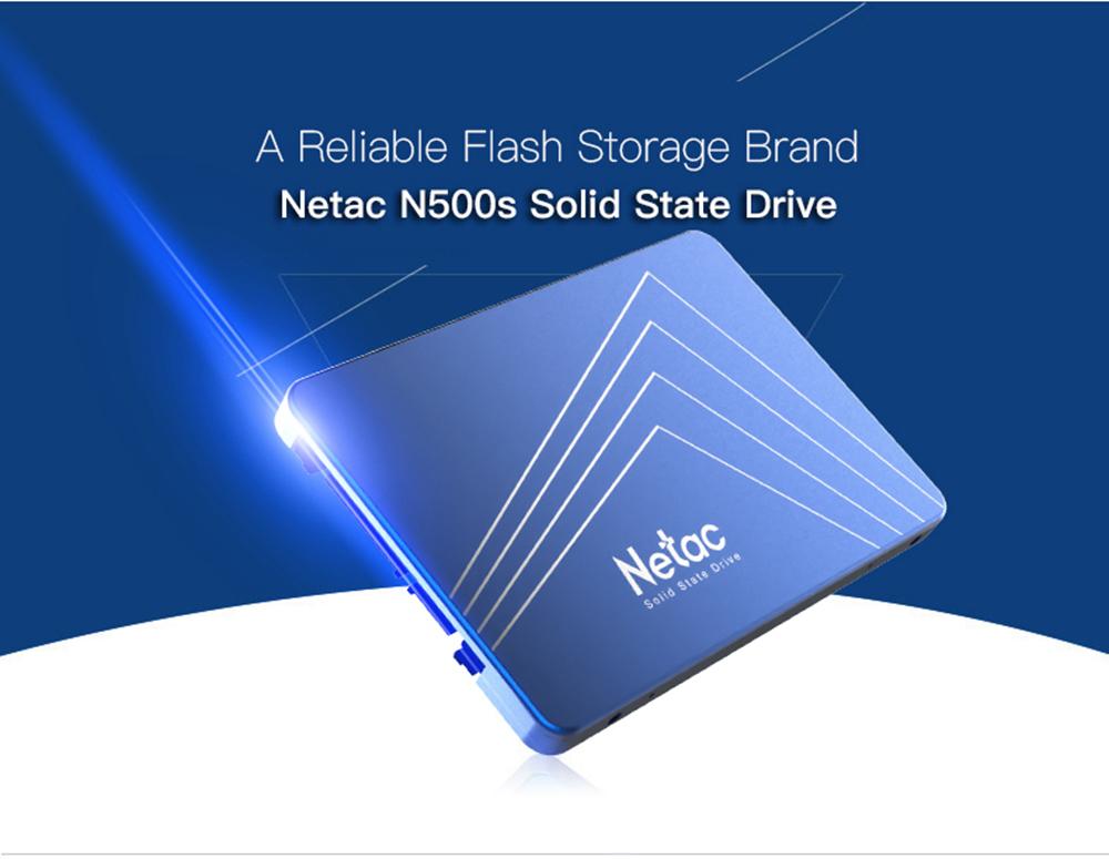 Netac N500S 960GB SSD