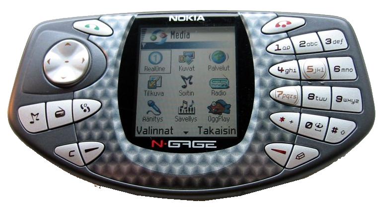 Nokia N-gage 02