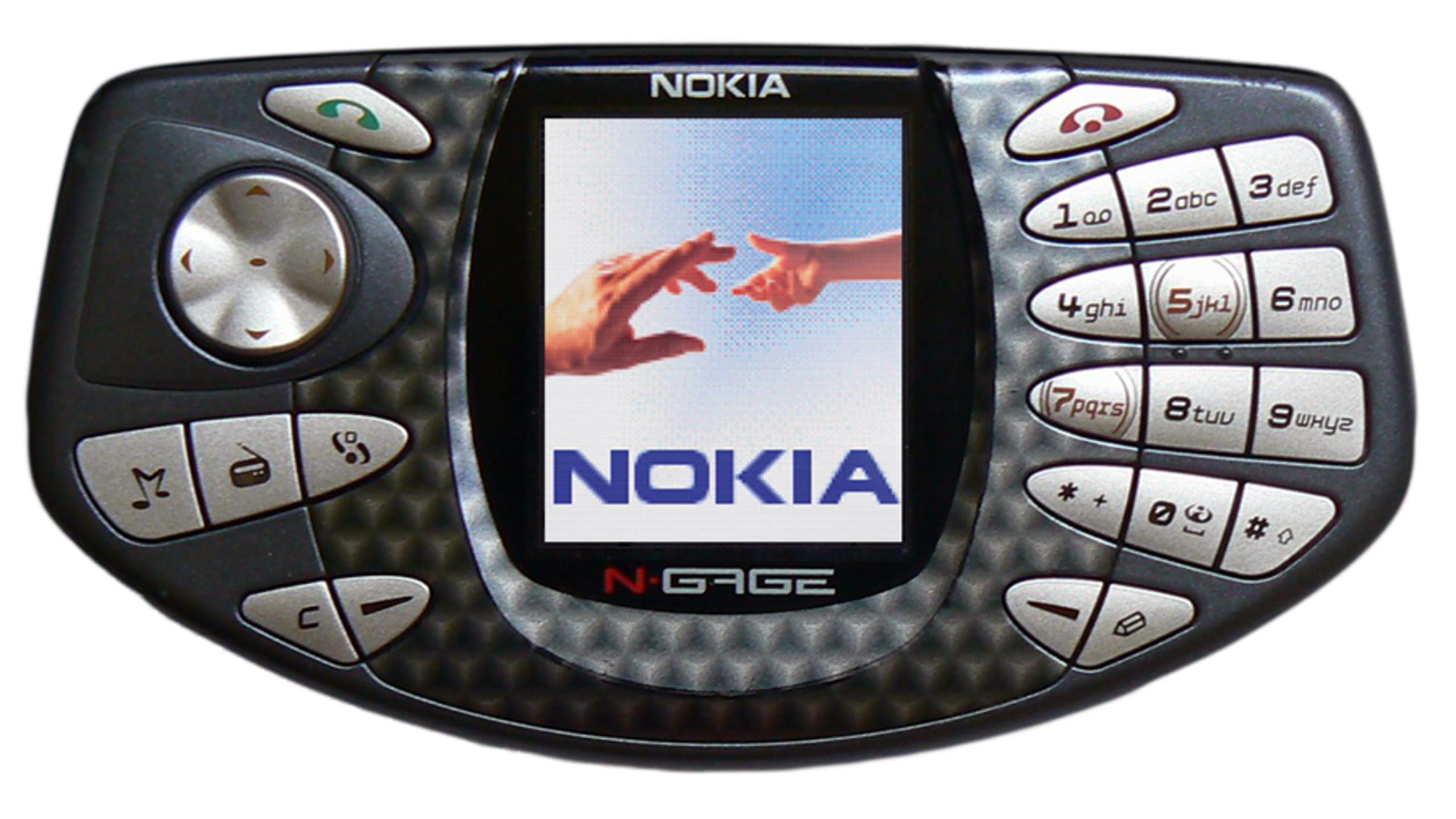 Nokia N-gage 01