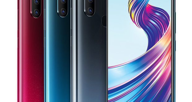 Vivo V17 with two pop-up selfie cameras for India