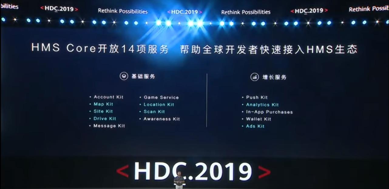 Huawei HMS Core Map Kit