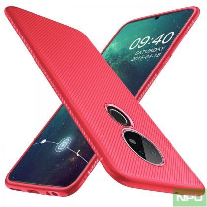 Nokia 7.2 case renders Red