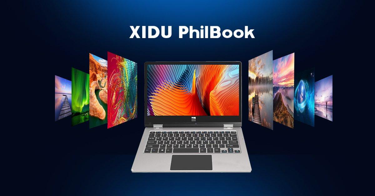 XIDU लैपटॉप