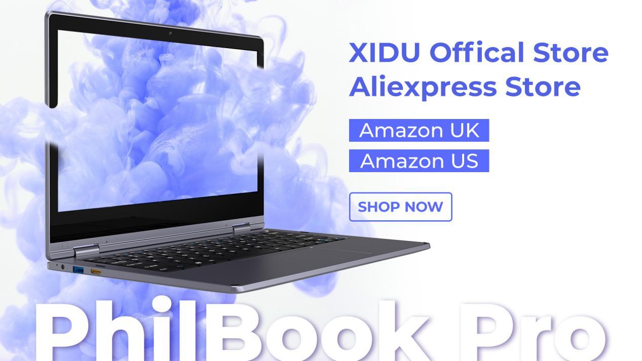 XIDU-laptops