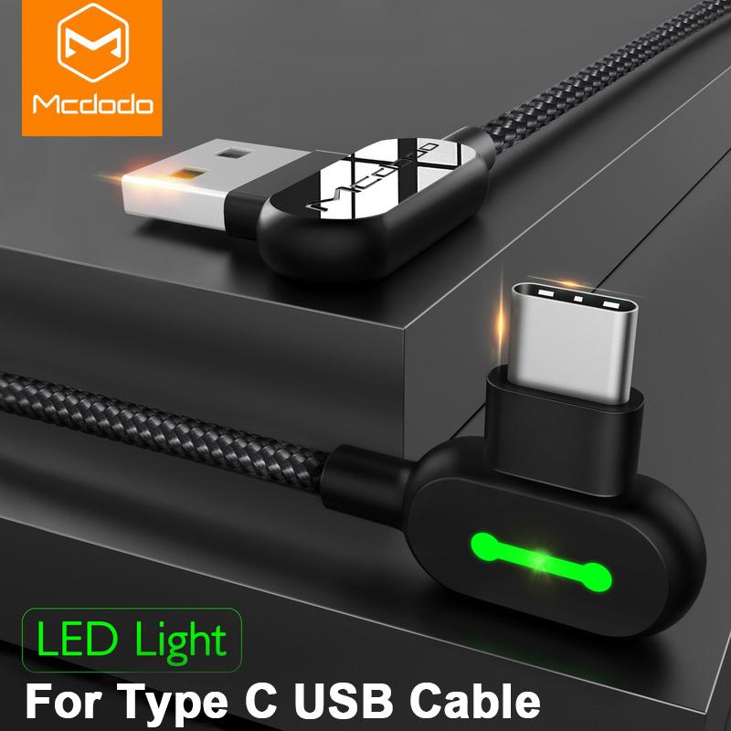 MCDODO 3 M Type-C USB Cable